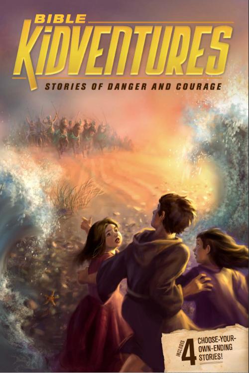 Bible Kidventures Stories of Danger & Courage