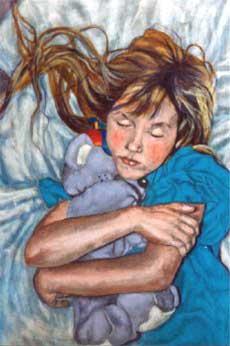 """""""Tori"""" by Jeannie St. John Taylor"""