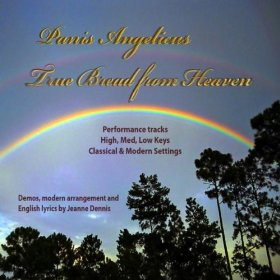 Panis Angelicus CD Tracks Album Cover