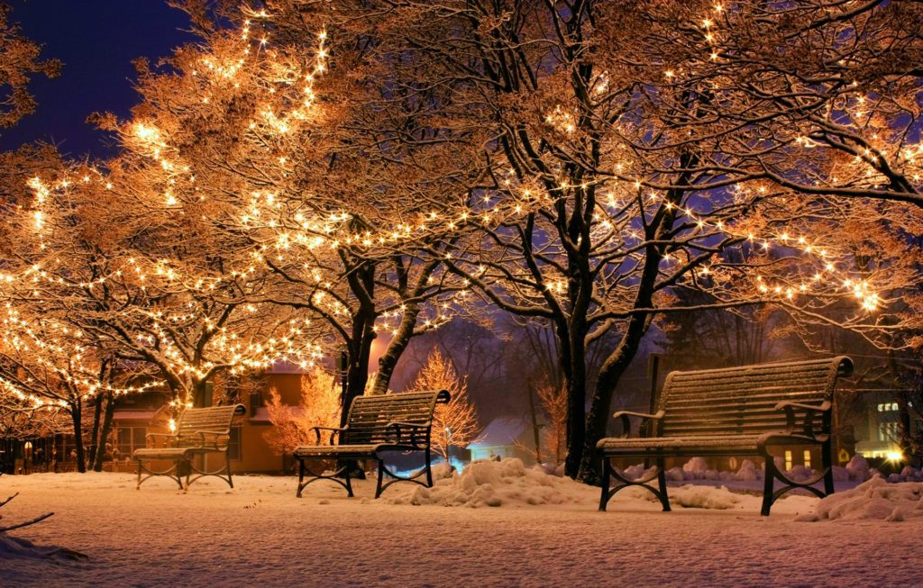 Lights - Symbols of Christmas