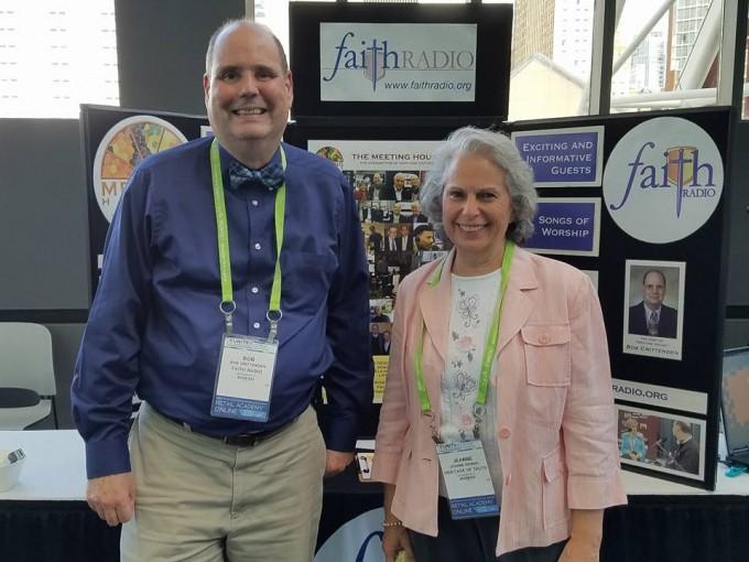 Bob Crittenden and Jeanne Dennis