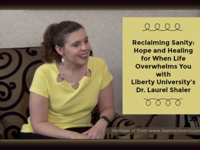 Laurel Shaler Reclaiming Sanity
