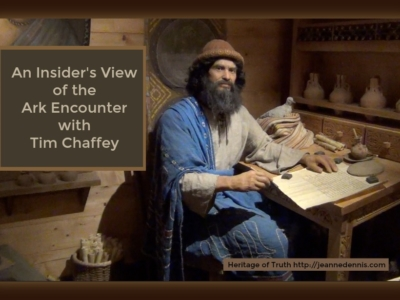 Noah: An Insider's View of the Ark Encounter Tim Chaffey