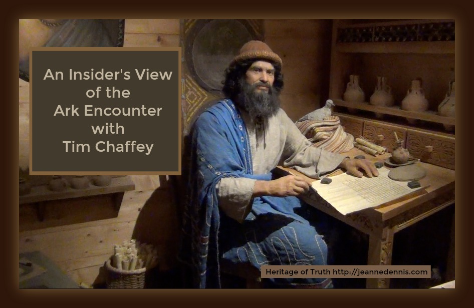 An Insider's View of the Ark Encounter with Tim Chaffey
