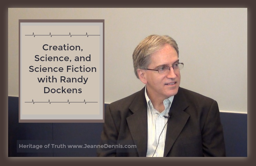 Randy Dockens Creation, Science, and Science Fiction