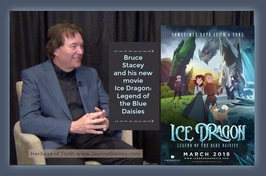 Ice Dragon: Legend of the Blue Daisies with Director Bruce Stacey
