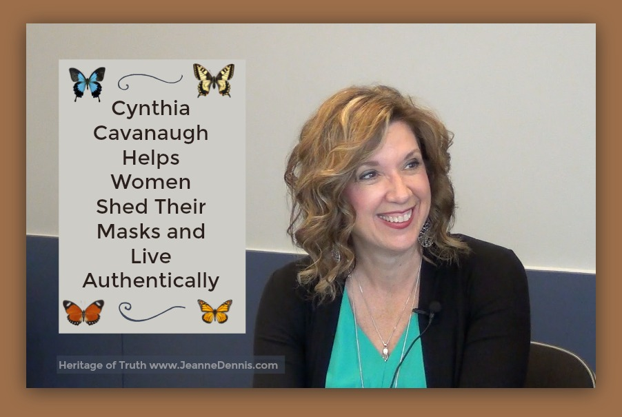 Freedom to Live Authentically with Cynthia Cavanaugh